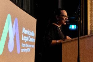 Marrickville Legal Centre #MLC40 Linda Burney
